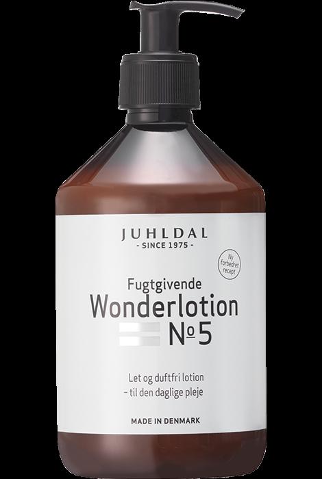 Juhldal Wonderlotion No 5 - 500ml