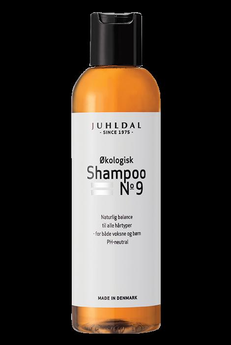 Juhldal Økologisk Shampoo No 9 - 200ml