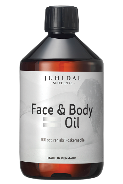 Juhldal Face & Body Oil 500ml