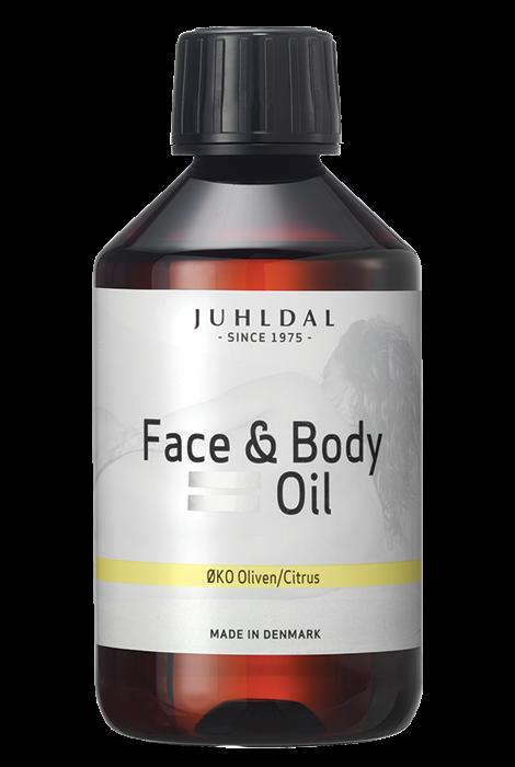 Face & Body Oil ØKO Oliven/Citrus - 250ml