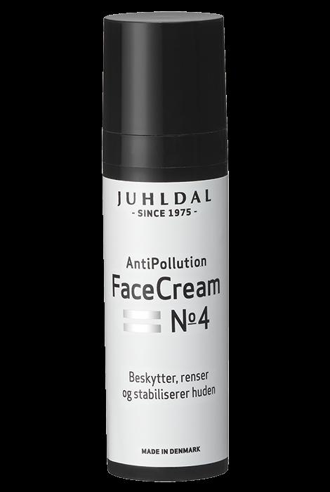 Juhldal FaceCream No 4 AntiPollution