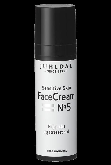 Juhldal FaceCream No 5 Sensitive Skin