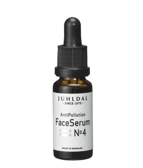 Juhldal FaceSerum No 4 AntiPollution
