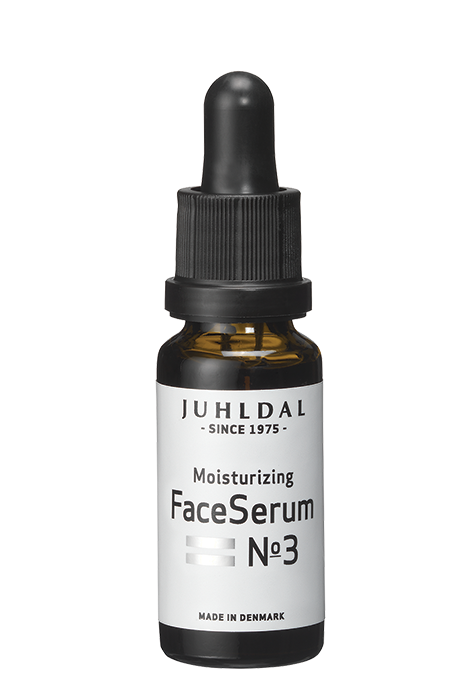 Juhldal FaceSerum No 3 Moisturizing