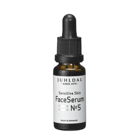Juhldal FaceSerum No 5 Sensitive Skin
