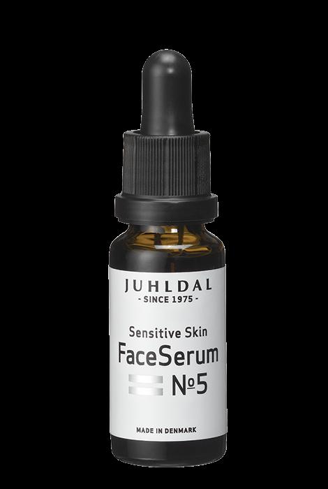 Juhldal FaceSerum No 5 Sensitive Skin