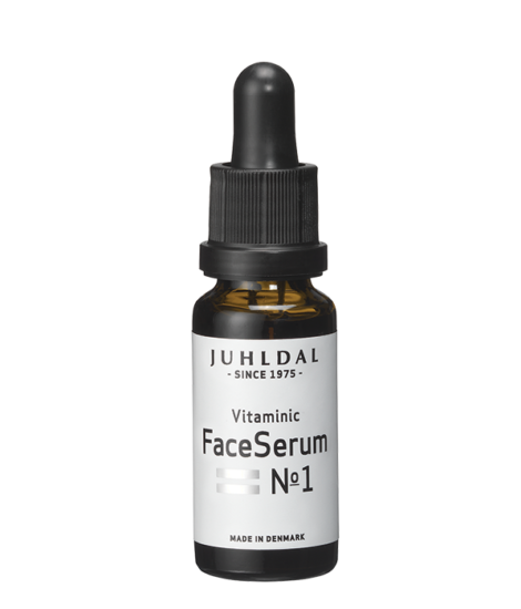 Juhldal FaceSerum No 1 Vitaminic