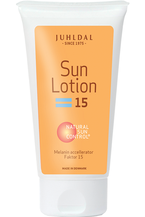Juhldal Sun Lotion - Faktor 15