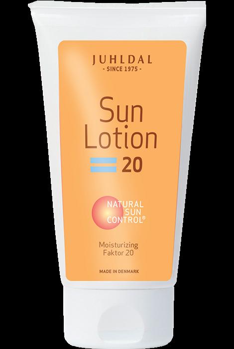 Juhldal Sun Lotion - Faktor 20