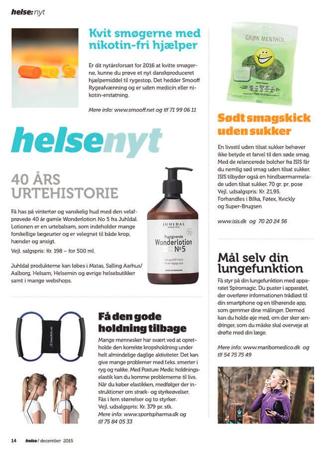 HelseNyt - November 2015