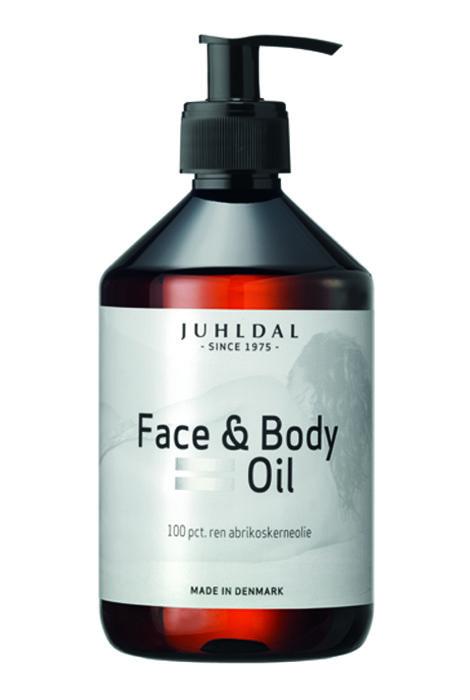 Juhldal Face & Body Oil 500m