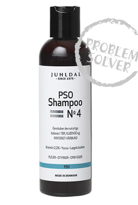Juhldal PSO Shampoo No 4 - 200ml