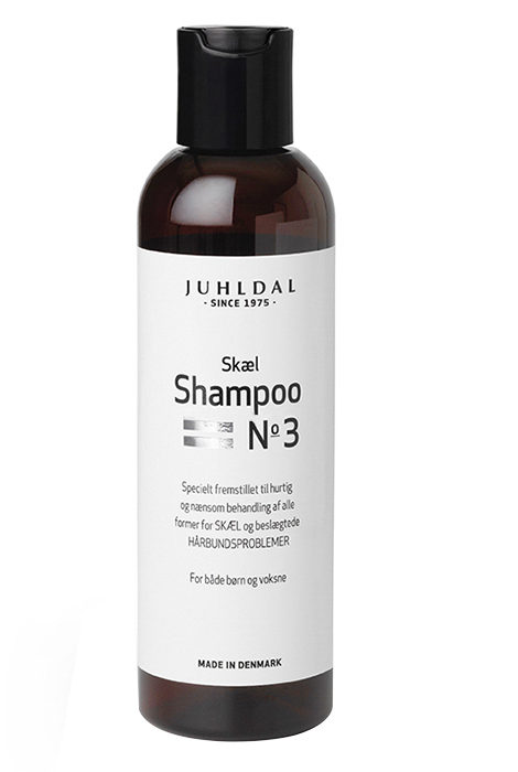 Juhldal Skæl Shampoo No 3 - 200ml