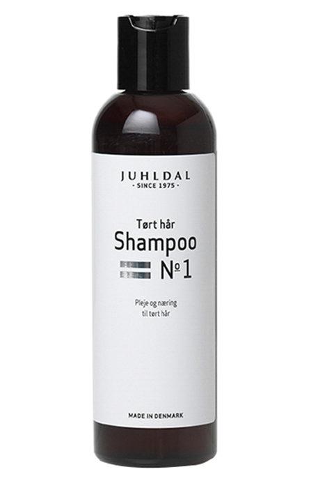 Juhldal Tørt Hår Shampoo No 1 - 200ml